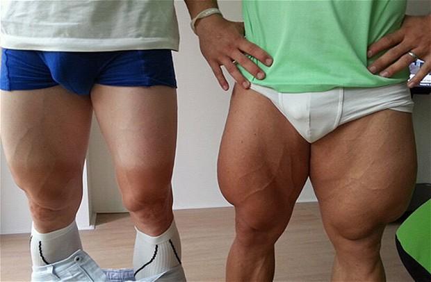 cyclis legs