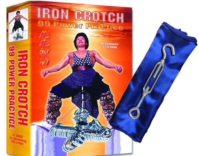 iron crotch qigong