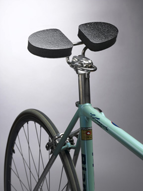 noseless seat bicycle
