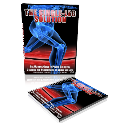 single leg solution